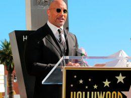 Dwayne Johnson Supports Joe Biden and Kamala Harris for President and Vice-President