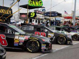 Michael Jordan and Denny Hamlin Join NASCAR; Bubba Wallace to Drive