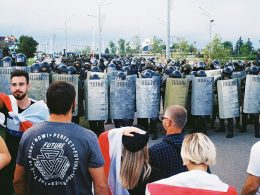 Belarusian Police Permitted To Use Lethal Weapons on Protesting Citizens