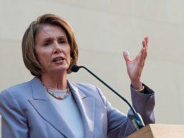 Nancy Pelosi and Senate Republicans Disdain Trump's $1.8 Million Stimulus Package