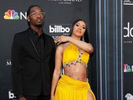 Offset, Cardi B's Rapper Husband, Arrested and Released on Instagram Live
