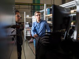 Researchers Analyze the Iron-Clad Beetle Armor to Create Tougher Engineering Designs