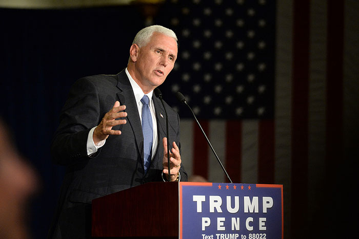 Vice President, Mike Pence, Agrees To Use Plexiglass during VP Debate
