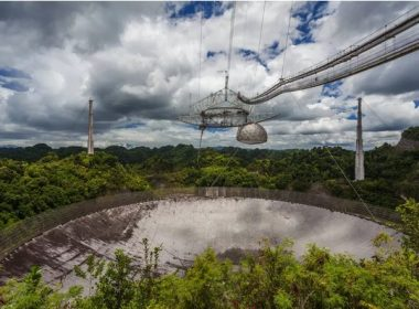 Arecibo Observatory Featured in James Bond Movie to be Demolished Following Collapse