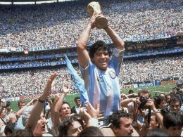 Diego Maradona Dies of Heart Attack; World Mourns a Legendary Footballer