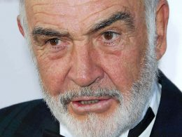 More Tributes Pour In for Late Actor Sean Connery, Wife Says He Suffered Dementia