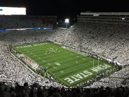 Penn State's RB, Journey Brown, has Hypertrophic Cardiomyopathy and will be Quitting Football