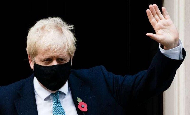 UK Prime Minister Boris Johnson in Self-Isolation after Coronavirus Exposure