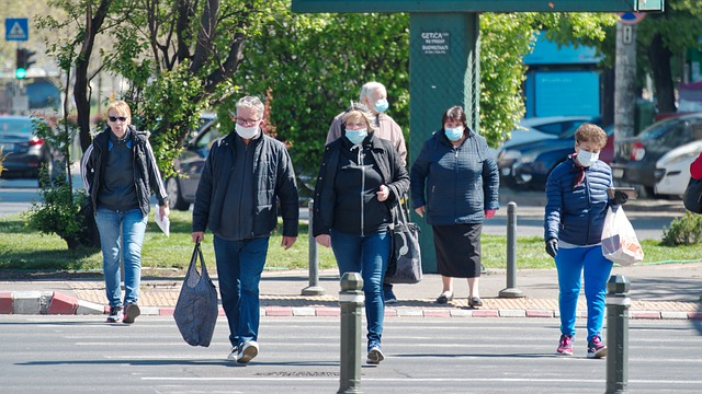 CDC's New COVID-19 Guidance Restates the Importance of Wearing Masks