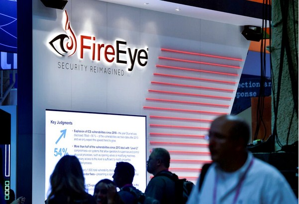 FireEye, a Top Cybersecurity Company, Hacked By a Suspected Foreign Nation