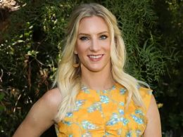 Glee's Heather Morris Apologizes for Tweets about Late Co-Star Mark Salling