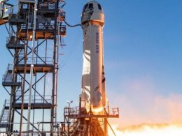 Jeff Bezos's Blue Origin will put the First Woman on the Moon – Amazon CEO Says