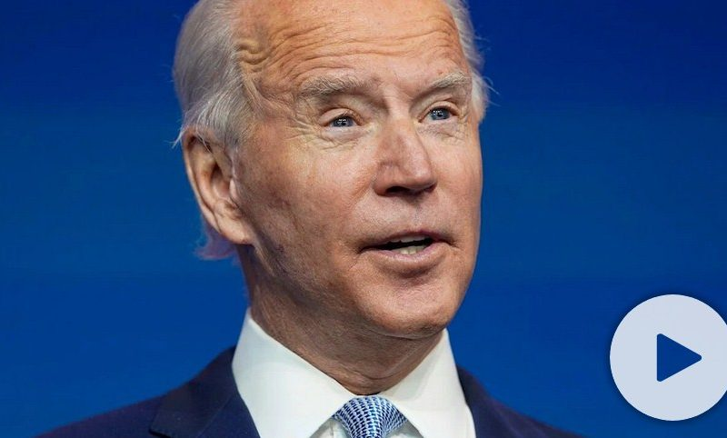 Joe Biden Sustained Fractures Playing with His Dog, Major, Over the Weekend