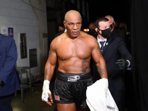 Mike Tyson Confesses He Smoked Marijuana Before and After Fight with Roy Jones on Saturday