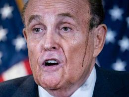 President Trump's Personal Lawyer, Rudy Giuliani, Tests Positive for COVID-19