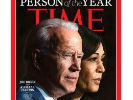 Time Magazine Names Joe Biden and Kamala Harris as Time Person of the Year