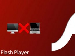 Adobe Flash Player Discontinued After 24 Years; Adobe Recommends Instant Removal