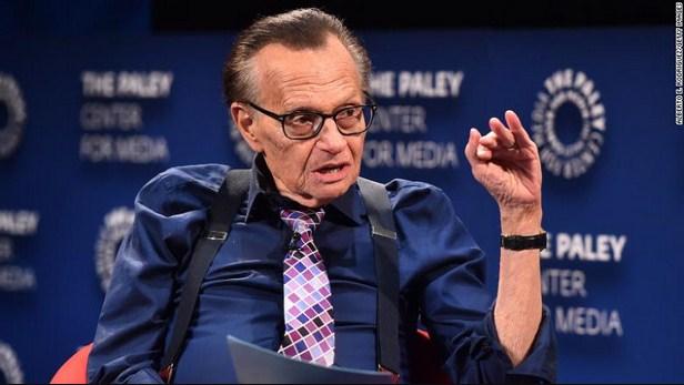 Award-Winning Legendary TV and Radio Show Host, Larry King, Dies at 87