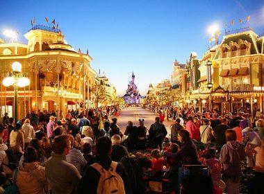 Disneyland in California Becomes a Super COVID-19 Vaccination Site