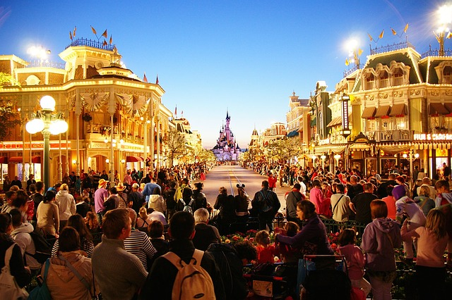 Disneyland in California Becomes a Super COVID-19 Vaccination Site
