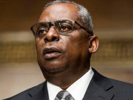 Lloyd Austin Confirmed as First Black Defense Secretary under Biden's Administration