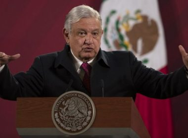 President Lopez Obrador of Mexico Tests Positive for COVID-19