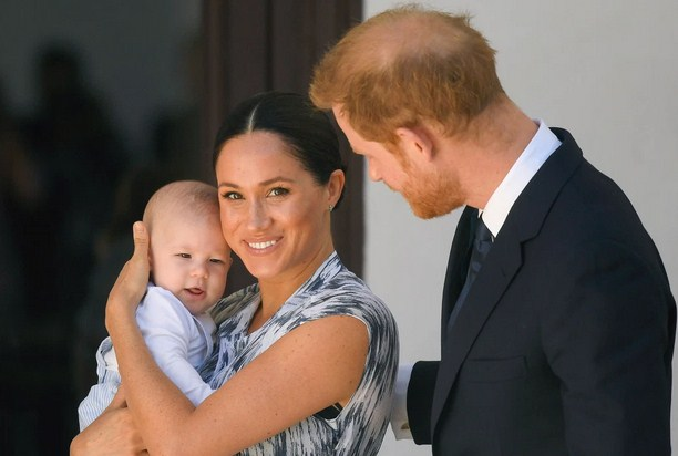 Meghan Markle Says Decision to Remove Their Names from Archie's Certificates Was Not Theirs