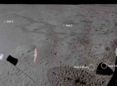 NASA Astronaut Alan Shepard's Golf Balls Played on the Moon 50 Years Ago Explained