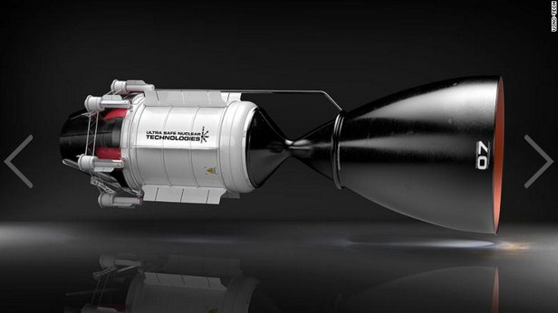 Nuclear-Powered Rockets That Can Take Astronauts to Mars in 3 Months under Consideration