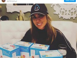 Positive Beverages Severs Working Relationship with Kelly Dodd after COVID-19 Comments